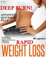 SUPER T10 PLUS BEST WEIGHT LOSS Fat Burner Fast Slimming Diet Pills 2017 STRONG