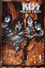 KISS PSYCHO CIRCUS comics McFarlane USA language # 3 fumetti hard rock original