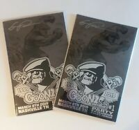 ALBATROSS COMICS THE GOON #1 20TH ANNIVERSARY PARTY FOIL EXCL SIGNED BY POWELL