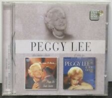 PEGGY LEE - The Man I Love / If You Go ~ CD ALBUM