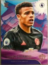 2019-20 Chronicles Soccer Pitch Kings Level 1 Mason Greenwood Rookie Card RC