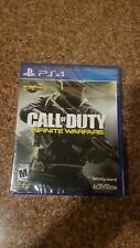 NEW Call of Duty Infinite Warfare Sony Playstation 4 PS4 FACTORY SEALED