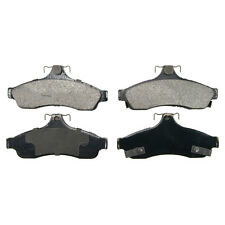 Wagner SX628 Disc Brake Pad Set-Severe Duty Disc Brake Pad Rear