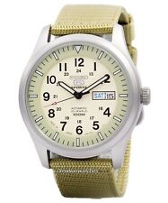 Seiko 5 Military Automatic Sports Japan Made SNZG07 SNZG07J1 SNZG07J Mens Watch