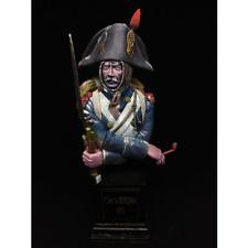 "1/10 BUST ""Military Berezina 1812"" Resin Figure Model Kit Unassambled Unpainted"