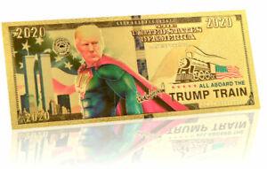 """★ BILLET POLYMER  """" OR """" DU 2020 DOLLARS TRUMP / ELECTIONS 2020 ★ t2"""