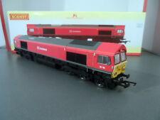 hornby r3486 shenker co-co diesel class 66 dp world london gateway dcc ready