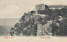 Ansichtskarten aus Sachsen-Anhalt mit dem Thema Burg & Schloss aus Harz
