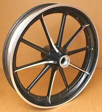 Harley Original Alu Roue Avant 21x3,5 Wheel Custom Front Wheels Softail dérivation