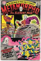 Metamorpho #11 1967 VG DC Comics Free Bag/Board