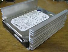 "3.5"" Aluminum Hard Drive Heatsink Mounting Kit Frames -SSD & HDD AL Heat Sink"