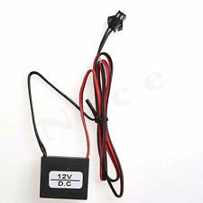 Inverter DC12V DRIVES 300 SQUARE CENTIMETER 20M Wire for EL Wire/Tape/ Panel New