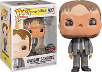 Dwight Schrute With CPR Mask The Office Funko Pop Vinyl New in Box
