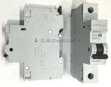 MEM 50 AMP TYPE B 50A MCB MEMERA 2000 MBH150 MEMSHIELD 2 ALB501 BILL THB501 NEW
