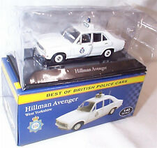 Hillman Avenger West Yorkshire 1-43 Scale New in box best of british police cars