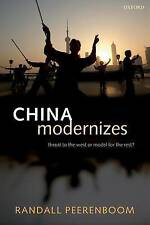 China Modernizes: Threat to the West or Model for the Rest?-9780199226122-F055