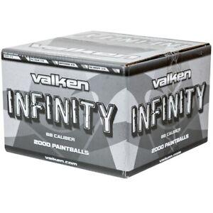 Valken Infinity Training Paintballs (2000er Karton)