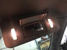 2009 Buick Enclave Sunvisor Passenger Right illuminate LT Titanium Trim Code 83I