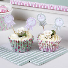 Neviti 599851 Frills & Spills - Cupcake Picks