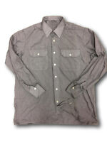 German Army Cotton Shirts, Re-Dyed Steel Grey, Buy One Get One Free
