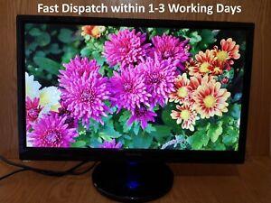 "Viewsonic 22"" inch Full HD 1080p Widescreen DVI VGA (HDCP) Monitor. Viewsonic"