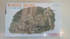 1/35 scale Dragon Models Marine Recon  figures  NAM Series