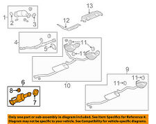 GM OEM Exhaust System-Catalytic Converter 23229312