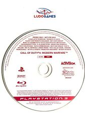 Call of Duty 4 Modern Warfare Promo PAL/EUR PS3 Playstation Videojuego Retro