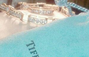 Tiffany & CO .Diamond Set