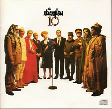 The STRANGLERS - 10 (CD 1990)