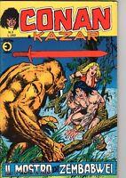 Conan e Kazar n 2 del 1975 - Ed. Corno