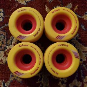 Orangatang Keanu Longboard Wheels