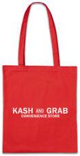Kash And Grab Stofftasche Einkaufstasche Ian Carl Shameless Supermarket Logo