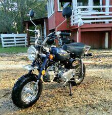 2000 Panda Funrider 110cc 4-Speed Hotrod Minibike Manual Clutch