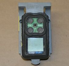 QTY of 4 x MSA Solaris A5 10057042 Personal Alarm Gas Detector with charger