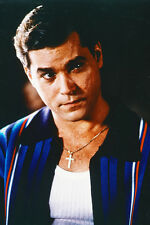 Ray Liotta As Henry Hill Goodfellas 11x17 Poster White T Shirt And Cross Chain