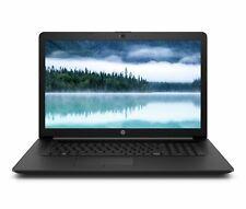 HP 17 Inch AMD A6 4GB Ram 1TB HDD AMD R4 Windows 10 Laptop - Black