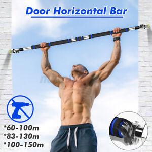 60-150 CM  Horizontal Bar Indoor Pull Up Bar Doorway Bar Workout Bar Exercise
