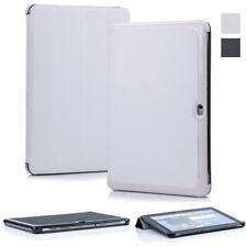 UltraSlim Hülle für Samsung Galaxy Tab 2 10.1 Tasche Cover Case Etui Bag Weiß