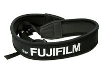 Neoprene Camera Neck Strap / Shoulder Belt for FUJIFILM DSLR Camera