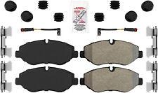 Disc Brake Pad Set-AmeriPlatinum SD Front Autopartsource ASD1693
