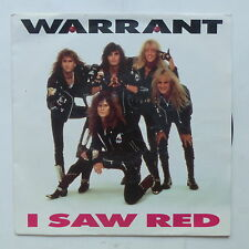 warrant I saw red 656446 7