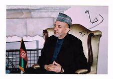 LE PRESIDENT AFGHAN HAMID KARZAI