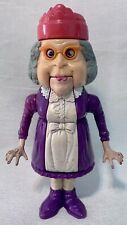 Vintage The Real Ghostbusters Haunted Humans - Granny Gross Ghost - Kenner 1988