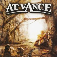 AT VANCE Chained CD (Progressive Power Metal) +1 Bonus Track