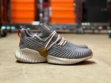 Adidas Alphabounce Instinct Low Mens Running Shoes Grey White (B76038) NEW Multi
