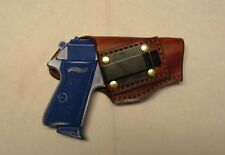 Right Hand IWB Concealment Holster for PPK/S