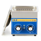 Professional Digital Ultrasonic Cleaner Machine with Timer Heated Cleaning 1.3L