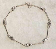 RARE OOP Sterling Silver Necklace by Allison Stern ~ Vintage 1996
