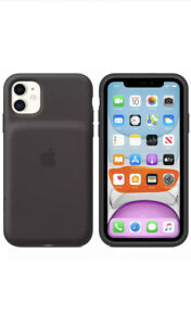 MWVH2ZM/A Apple IPHONE 11 SMART BATTERY CASE WITH WIRELESS CHARGING -BLACK :: MW